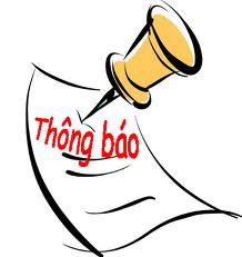 Thong bao cho sinh vien tai chuc CS2