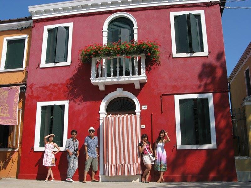 SV tại Venice